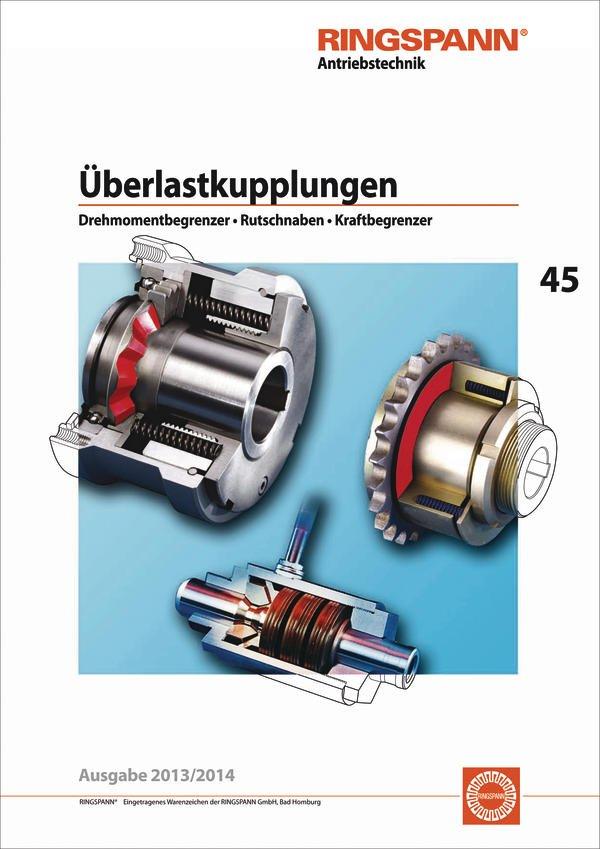 Neuer katalog berlastkupplungen for Neuer weltbild katalog