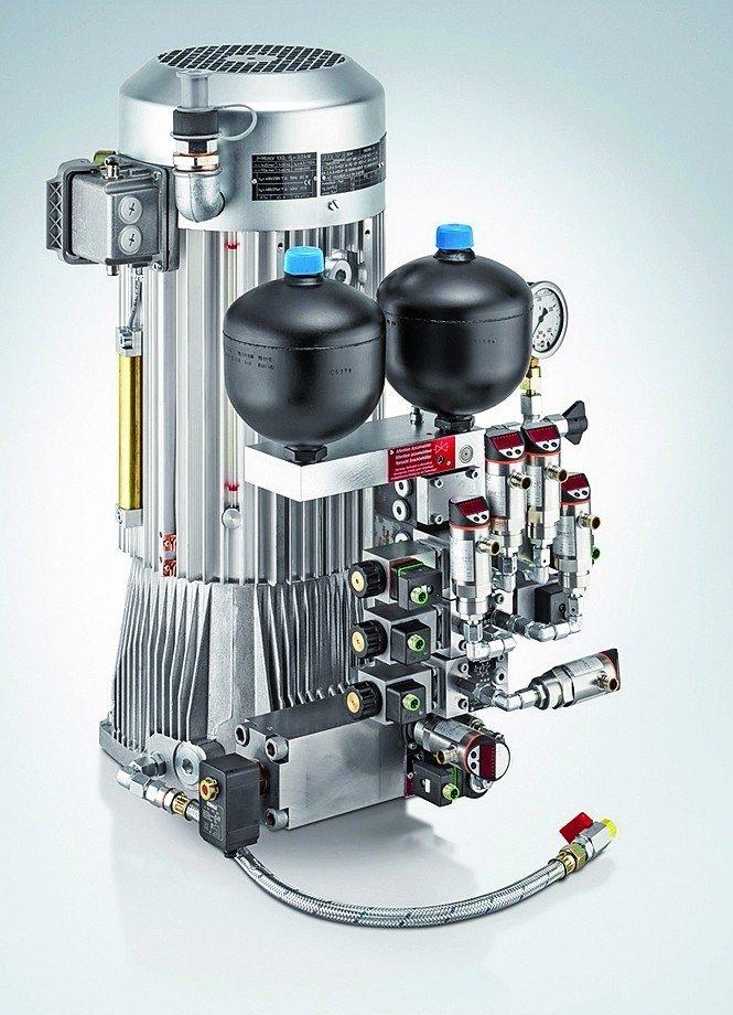 ▷ Einsatz von Kompakthydraulik in der Automobilindustrie ...