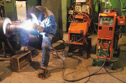 Wig Schweissen Von Kupfer Und Kupferhaltigen Legierungen Ohne Vorwarmen