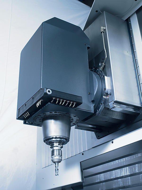 Erf llter einsteigertraum fr sen mit 5 achsen im neuen design for Maschinenbau ohne nc