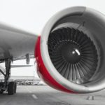 Engine_of_the_airplane_at_the_airport.