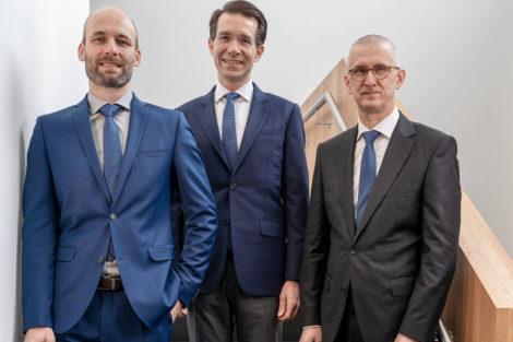 Vorstand_der_DVS_Technology_AG:_Mario_Preis,_Dr._Christoph_Müller-Mederer_und_Stefan_Menz_(v.l.n.r.)
