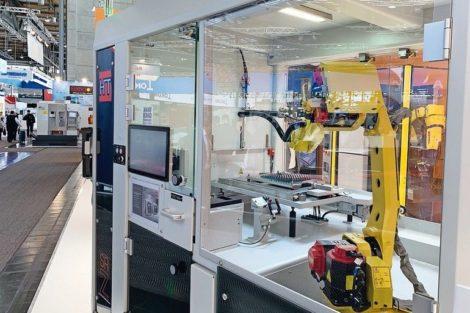 Flexible Roboterzellen für alle Fälle