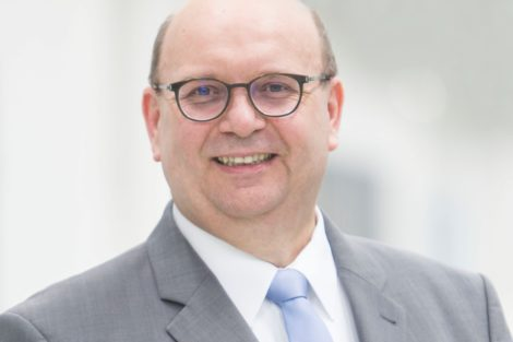 Prof. Dr. Peter Hofmann ist ab 01. November 2019 Chief Technology Officer (CTO) der Kuka AG. Bild: Kuka