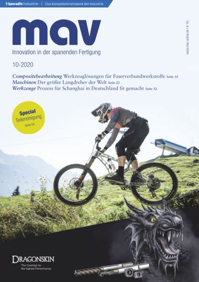 Titelbild mav Innovation in der spanenden Fertigung 10