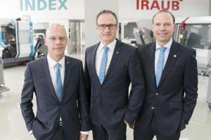 INDEX-Werke_GmbH_&_Co._KG_Hahn_&_Tessky__Esslingen:_Geschäftsführung_am_9.6.2017.