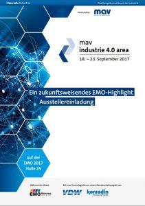mav emo 2017 Titelseite