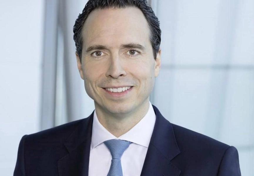Jan-Philipp Gillmann, Bereichsvorstand Development & Digitalisation im Segment Firmenkunden, Commerzbank: