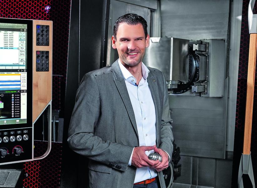 Thorsten Rettich, Geschäftsführer J.G. Weisser Söhne GmbH & Co. KG: